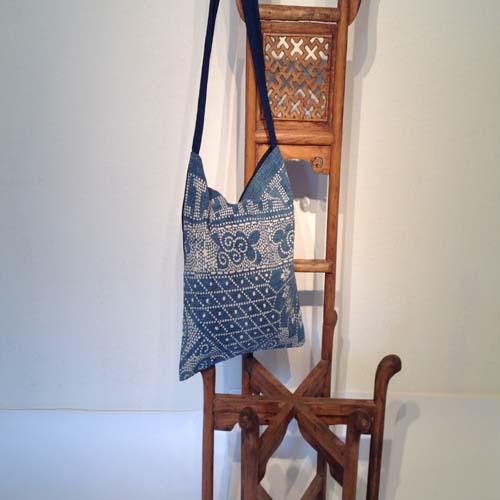 Väska, Batik, Yunnan