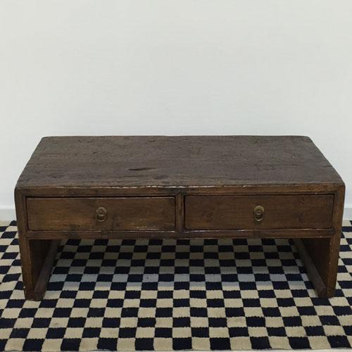antikt lågt bord   **sålt**